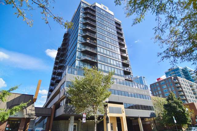 1309 N Wells Street #805, Chicago, IL 60610 (MLS #10586153) :: Property Consultants Realty