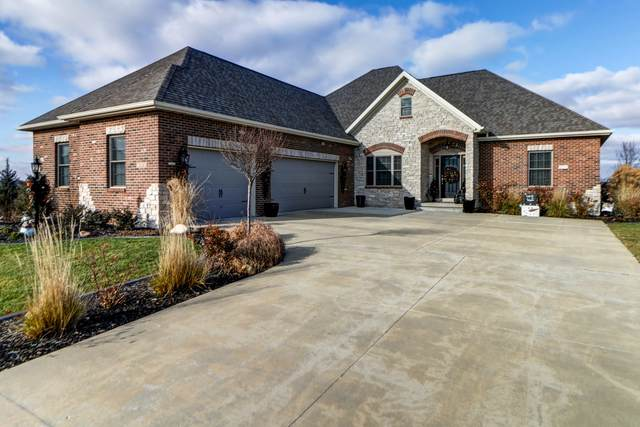 5014 Trey Boulevard, Champaign, IL 61822 (MLS #10586166) :: Property Consultants Realty