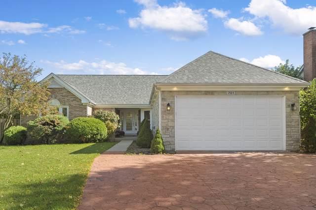 701 N Newkirk Lane, Palatine, IL 60074 (MLS #10586235) :: Baz Realty Network | Keller Williams Elite