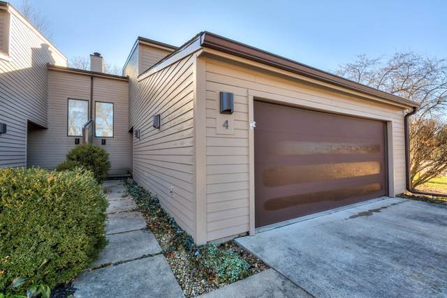 4 Briar Hill Circle #4, Champaign, IL 61822 (MLS #10586254) :: Property Consultants Realty