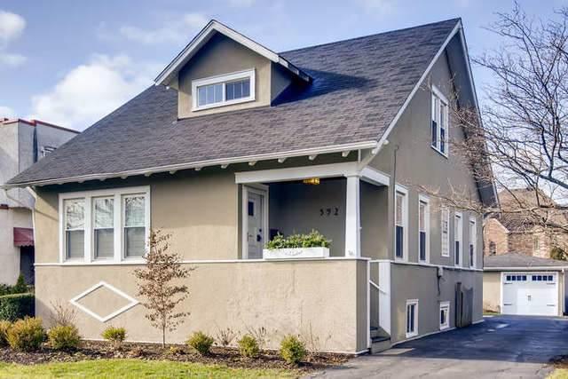 592 S Hillside Avenue, Elmhurst, IL 60126 (MLS #10586306) :: Angela Walker Homes Real Estate Group