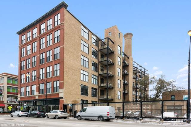 1872 N Clybourn Avenue #113, Chicago, IL 60614 (MLS #10586365) :: The Perotti Group | Compass Real Estate