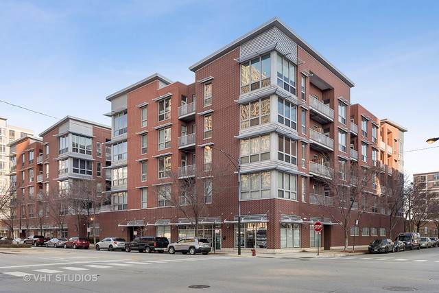 2035 S Indiana Avenue #211, Chicago, IL 60616 (MLS #10586384) :: Touchstone Group