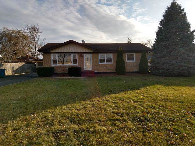7735 W 81st Place, Bridgeview, IL 60455 (MLS #10586534) :: The Wexler Group at Keller Williams Preferred Realty