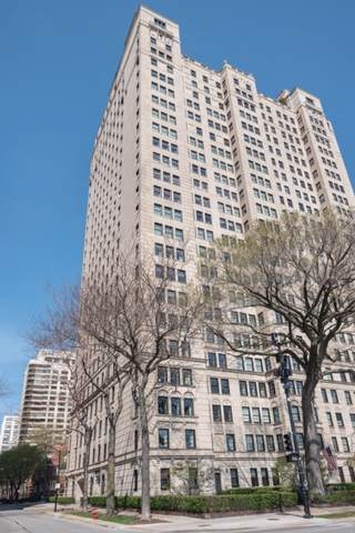 1500 N Lake Shore Drive 9A, Chicago, IL 60610 (MLS #10586553) :: Property Consultants Realty