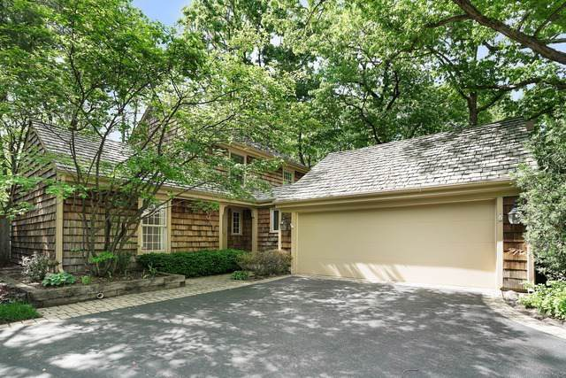 1 Court Of Nantucket, Lincolnshire, IL 60069 (MLS #10586558) :: Baz Realty Network | Keller Williams Elite
