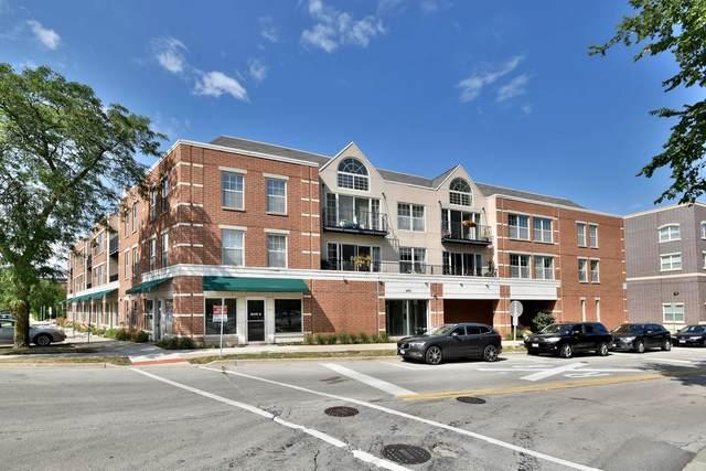 1800 Dewes Street #304, Glenview, IL 60025 (MLS #10586617) :: Helen Oliveri Real Estate
