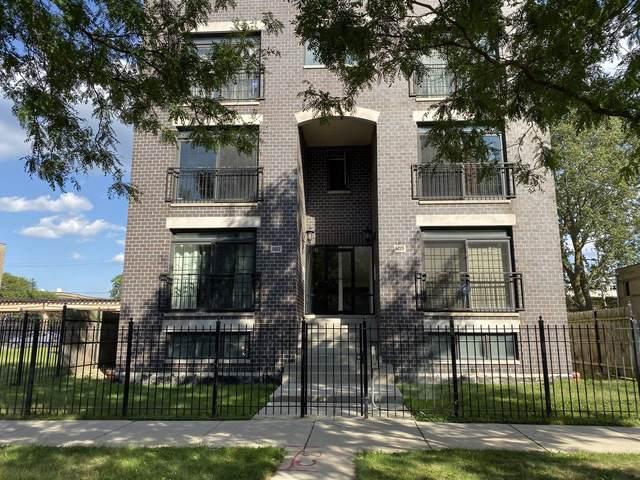 5017 S Prairie Avenue 2N, Chicago, IL 60615 (MLS #10586676) :: Baz Realty Network | Keller Williams Elite