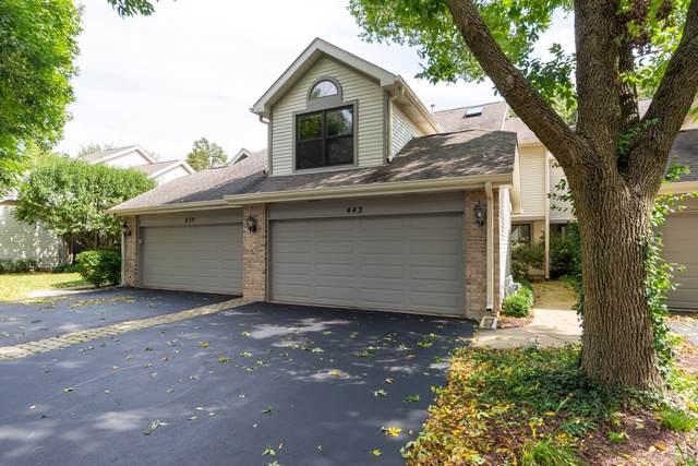 443 W Auburn Woods Court, Palatine, IL 60067 (MLS #10586686) :: Baz Realty Network | Keller Williams Elite