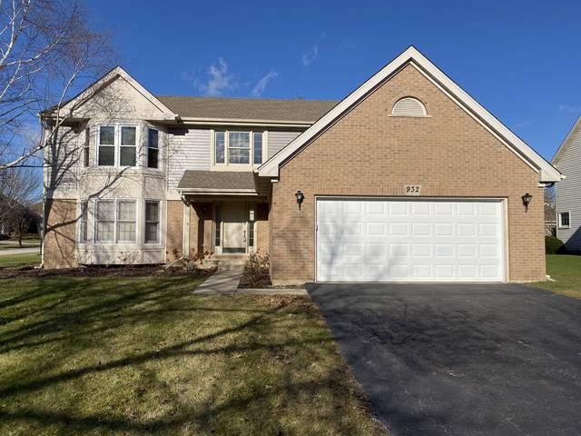 932 E Amberwood Circle, Naperville, IL 60563 (MLS #10586698) :: Angela Walker Homes Real Estate Group