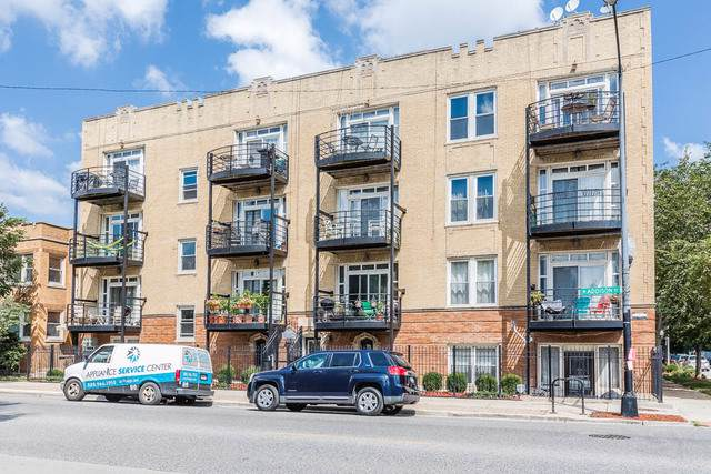 3100 W Addison Street 2D, Chicago, IL 60618 (MLS #10586709) :: Baz Realty Network | Keller Williams Elite