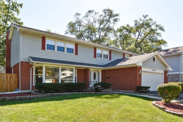 2909 Chayes Park Drive, Homewood, IL 60430 (MLS #10586714) :: The Wexler Group at Keller Williams Preferred Realty