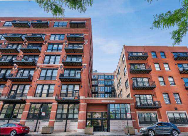 226 N Clinton Street #420, Chicago, IL 60661 (MLS #10586760) :: Property Consultants Realty