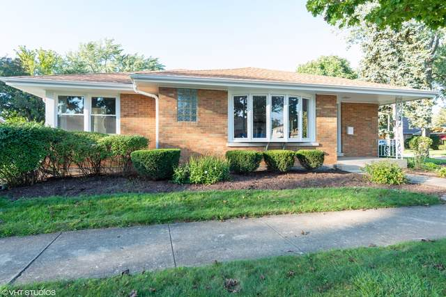 720 S Fairfield Avenue, Elmhurst, IL 60126 (MLS #10586769) :: Ryan Dallas Real Estate