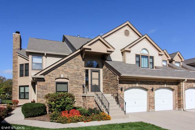 343 Satinwood Court S #10, Buffalo Grove, IL 60089 (MLS #10586775) :: Helen Oliveri Real Estate