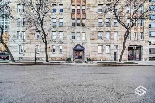 5000 S East End Avenue 3D, Chicago, IL 60615 (MLS #10586795) :: Lewke Partners