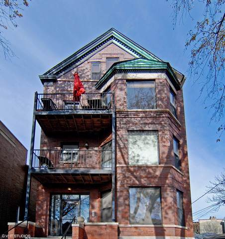 2312 W Mclean Avenue 3N, Chicago, IL 60647 (MLS #10586797) :: Touchstone Group