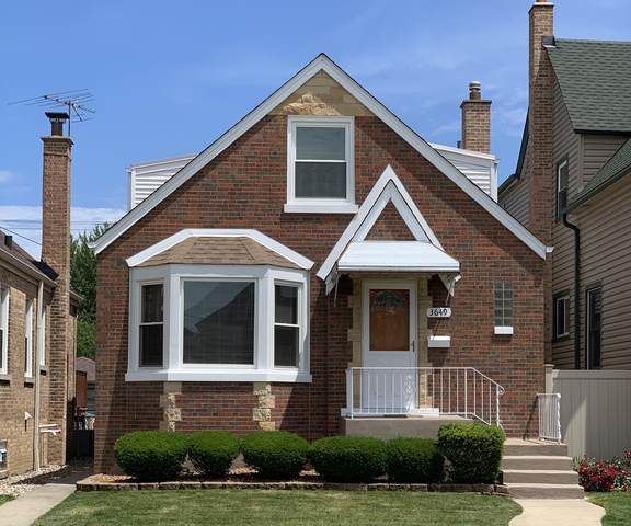 3649 N Newcastle Avenue, Chicago, IL 60634 (MLS #10586803) :: Ryan Dallas Real Estate