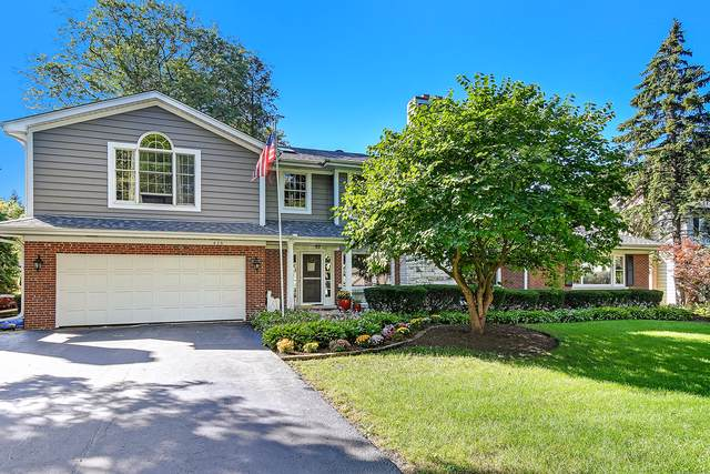 415 Warren Terrace, Hinsdale, IL 60521 (MLS #10586847) :: Lewke Partners