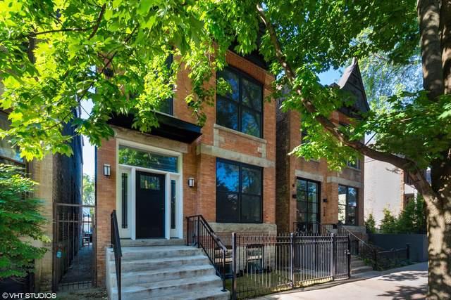 2140 W Moffat Street, Chicago, IL 60647 (MLS #10586857) :: Touchstone Group