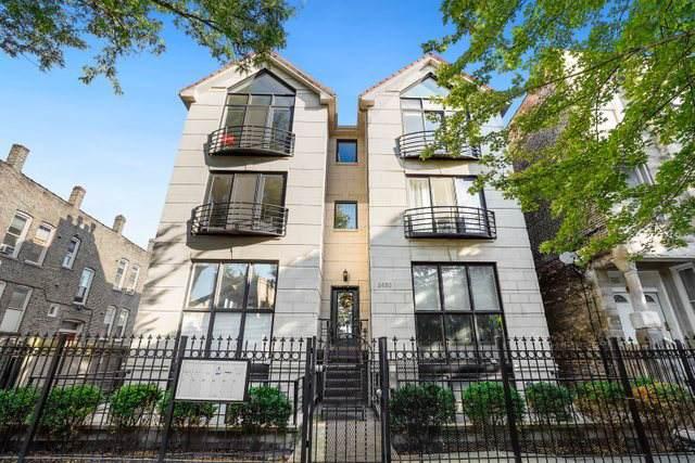 2630 W Evergreen Avenue 3E, Chicago, IL 60622 (MLS #10586871) :: Property Consultants Realty