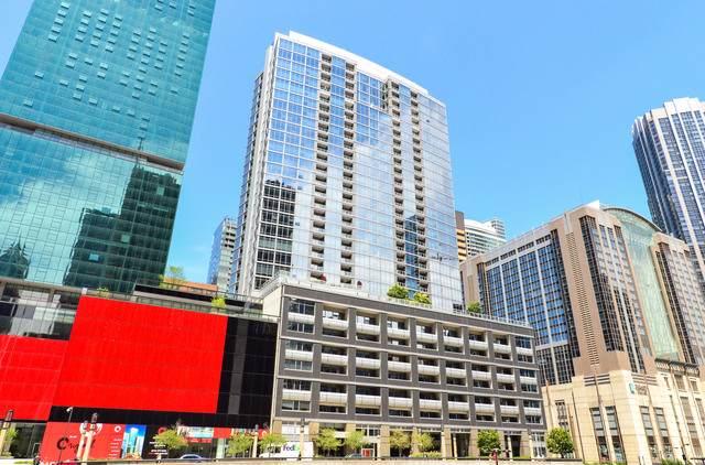 240 E Illinois Street #2011, Chicago, IL 60611 (MLS #10586872) :: The Mattz Mega Group