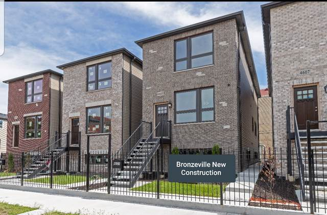527 E 42nd Place, Chicago, IL 60653 (MLS #10586874) :: Baz Realty Network | Keller Williams Elite