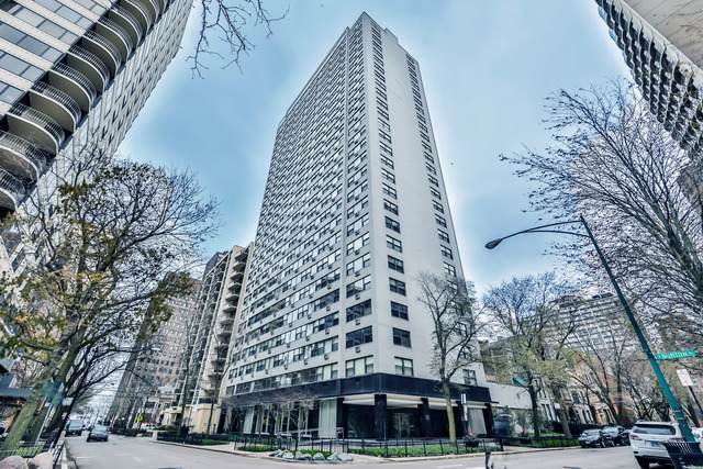 1445 N State Parkway #808, Chicago, IL 60610 (MLS #10586903) :: Property Consultants Realty