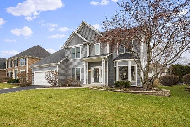 2487 Wyeth Drive, West Chicago, IL 60185 (MLS #10586916) :: The Perotti Group | Compass Real Estate