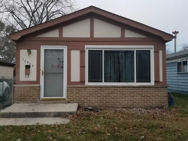 16906 Orchard Ridge Avenue, Hazel Crest, IL 60429 (MLS #10586956) :: Ani Real Estate