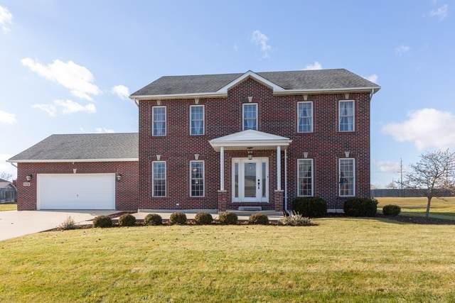 21126 S Magnolia Lane, Elwood, IL 60421 (MLS #10586985) :: Angela Walker Homes Real Estate Group
