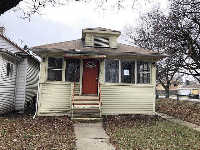 1053 W 104th Place, Chicago, IL 60643 (MLS #10586989) :: Angela Walker Homes Real Estate Group