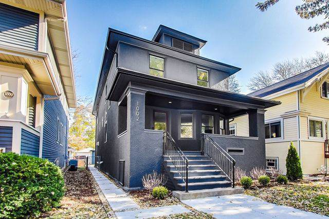 1002 Clinton Avenue, Oak Park, IL 60304 (MLS #10586990) :: Angela Walker Homes Real Estate Group