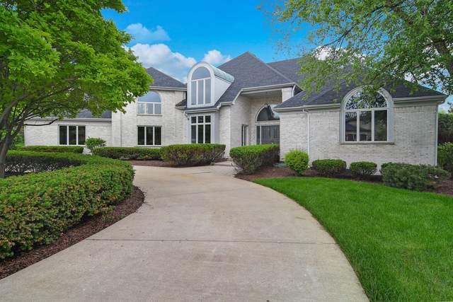 6400 Hillcrest Drive, Burr Ridge, IL 60527 (MLS #10587003) :: The Perotti Group | Compass Real Estate