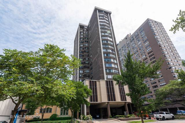 6325 N Sheridan Road #602, Chicago, IL 60660 (MLS #10587006) :: Angela Walker Homes Real Estate Group