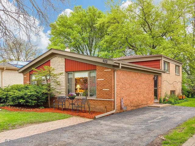 622 Leamington Avenue, Wilmette, IL 60091 (MLS #10587016) :: John Lyons Real Estate