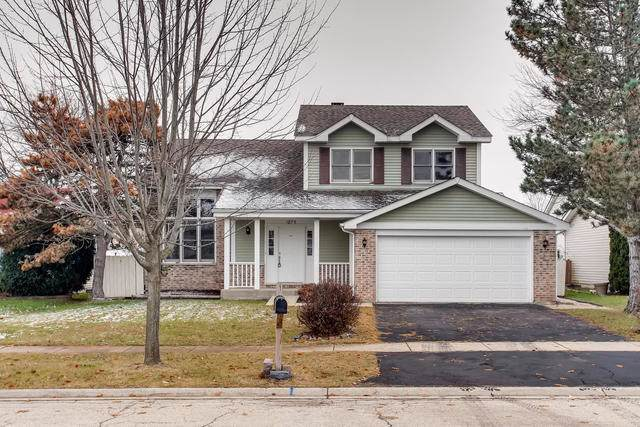 1875 Sequoia Drive, Hanover Park, IL 60133 (MLS #10587025) :: Angela Walker Homes Real Estate Group