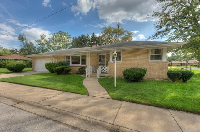 16401 Evans Avenue, South Holland, IL 60473 (MLS #10587040) :: Angela Walker Homes Real Estate Group