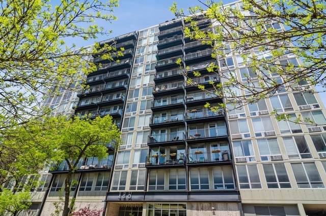 450 W Briar Place 5E, Chicago, IL 60657 (MLS #10587049) :: John Lyons Real Estate