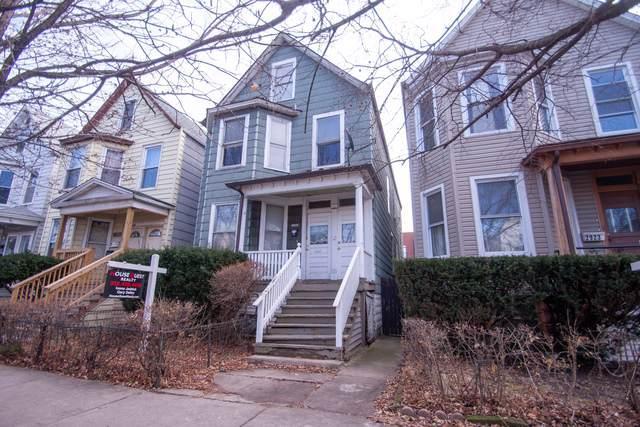 2925 N Wisner Avenue, Chicago, IL 60618 (MLS #10587068) :: LIV Real Estate Partners