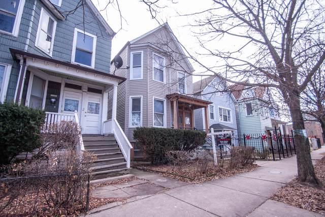 2923 N Wisner Avenue, Chicago, IL 60618 (MLS #10587081) :: The Mattz Mega Group