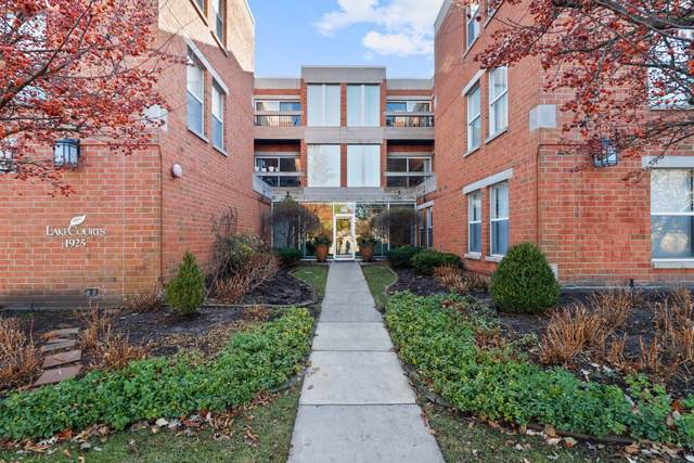 1925 Lake Avenue #103, Wilmette, IL 60091 (MLS #10587085) :: John Lyons Real Estate