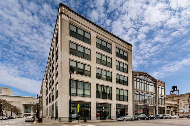 2303 S Michigan Avenue #209, Chicago, IL 60616 (MLS #10587138) :: Touchstone Group