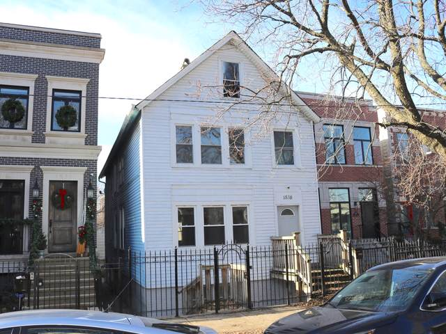 1838 N Marshfield Avenue, Chicago, IL 60622 (MLS #10587152) :: LIV Real Estate Partners