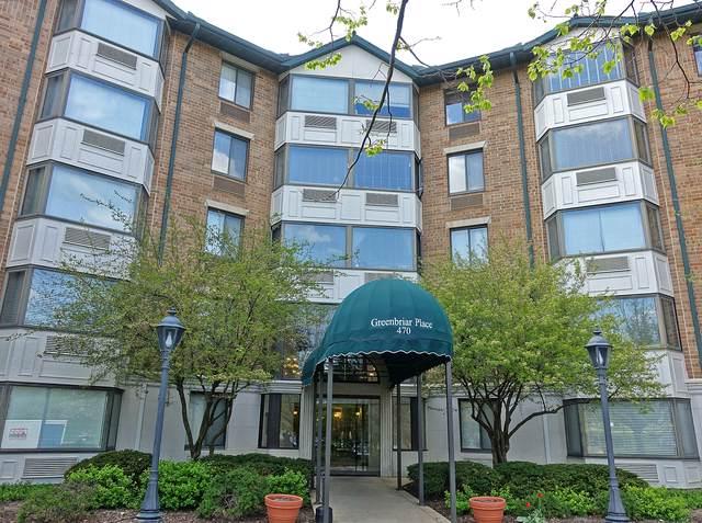 470 Fawell Boulevard #312, Glen Ellyn, IL 60137 (MLS #10587166) :: The Wexler Group at Keller Williams Preferred Realty