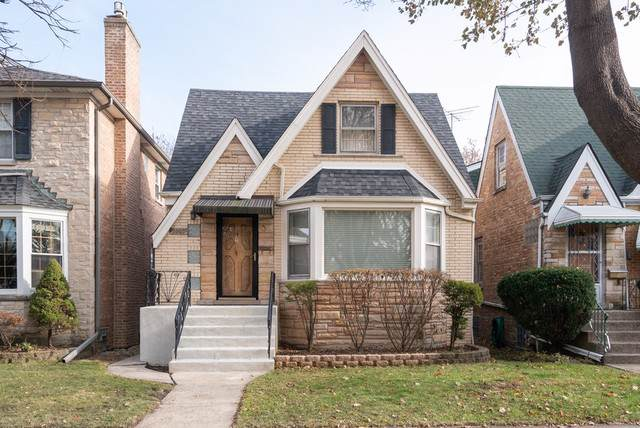 5905 N Mobile Avenue, Chicago, IL 60646 (MLS #10587173) :: Property Consultants Realty