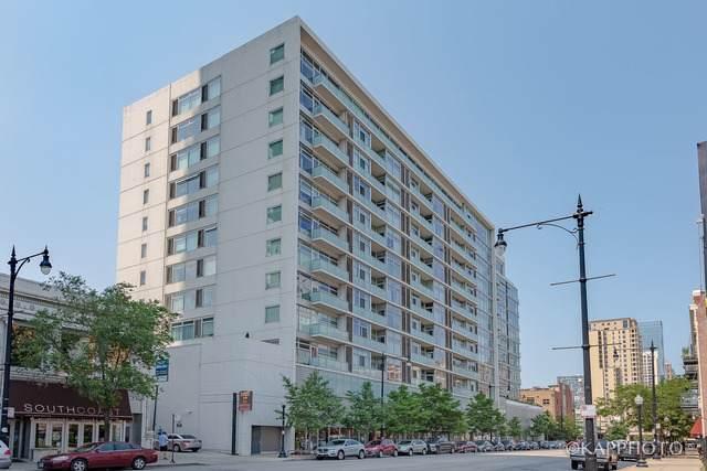 1620 S Michigan Avenue #315, Chicago, IL 60616 (MLS #10587183) :: Touchstone Group
