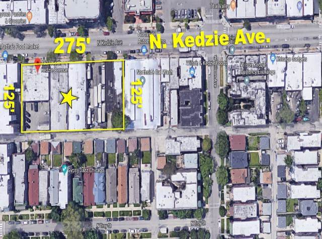 4507 N Kedzie Avenue, Chicago, IL 60625 (MLS #10587233) :: Property Consultants Realty