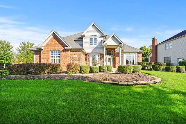 3815 Landsdown Avenue, Naperville, IL 60564 (MLS #10587274) :: Angela Walker Homes Real Estate Group
