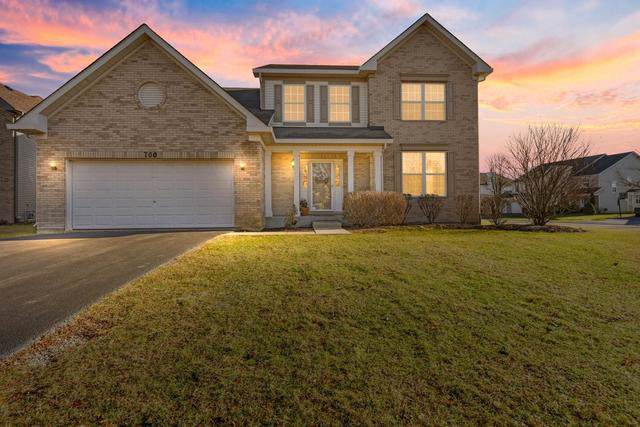 760 Eagle Brook Lane, Naperville, IL 60565 (MLS #10587275) :: The Wexler Group at Keller Williams Preferred Realty